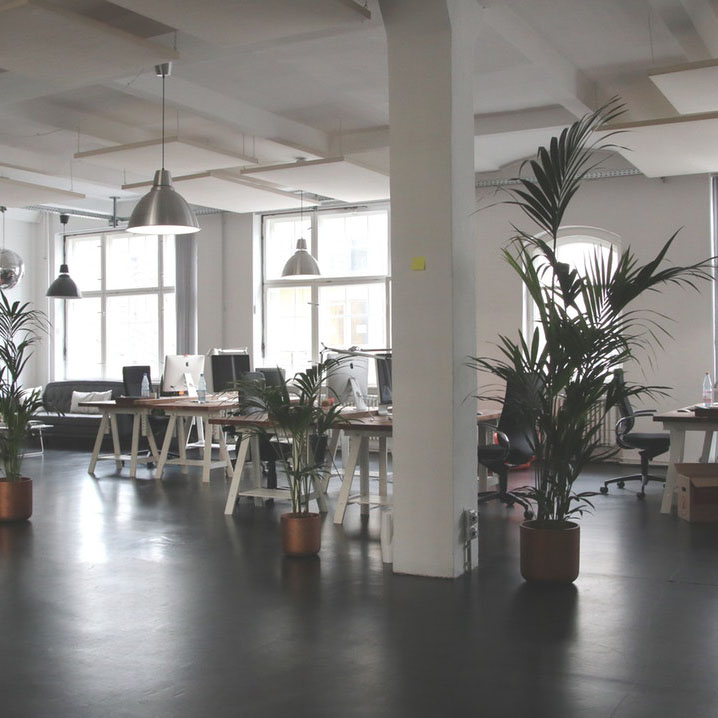 Offices, Meeting Rooms and Breakout Spaces
