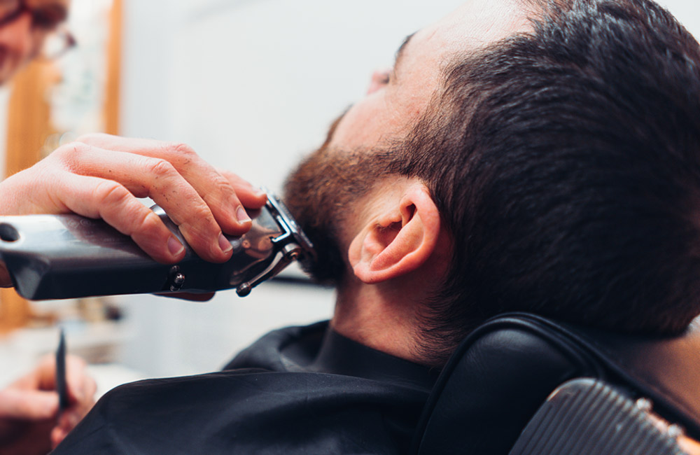 beard trimming London
