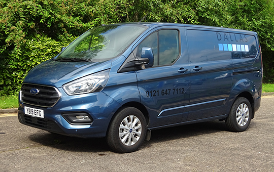 SWB - Transit Type Van