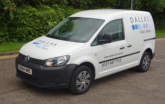 Volkswagen Caddy (CDV)