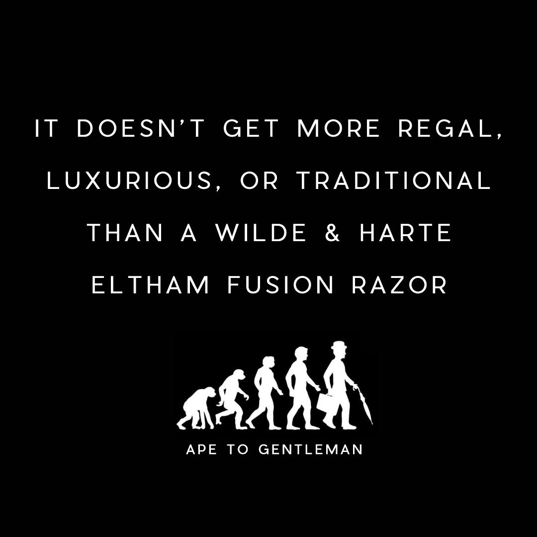 Ape-to-Gentleman quote