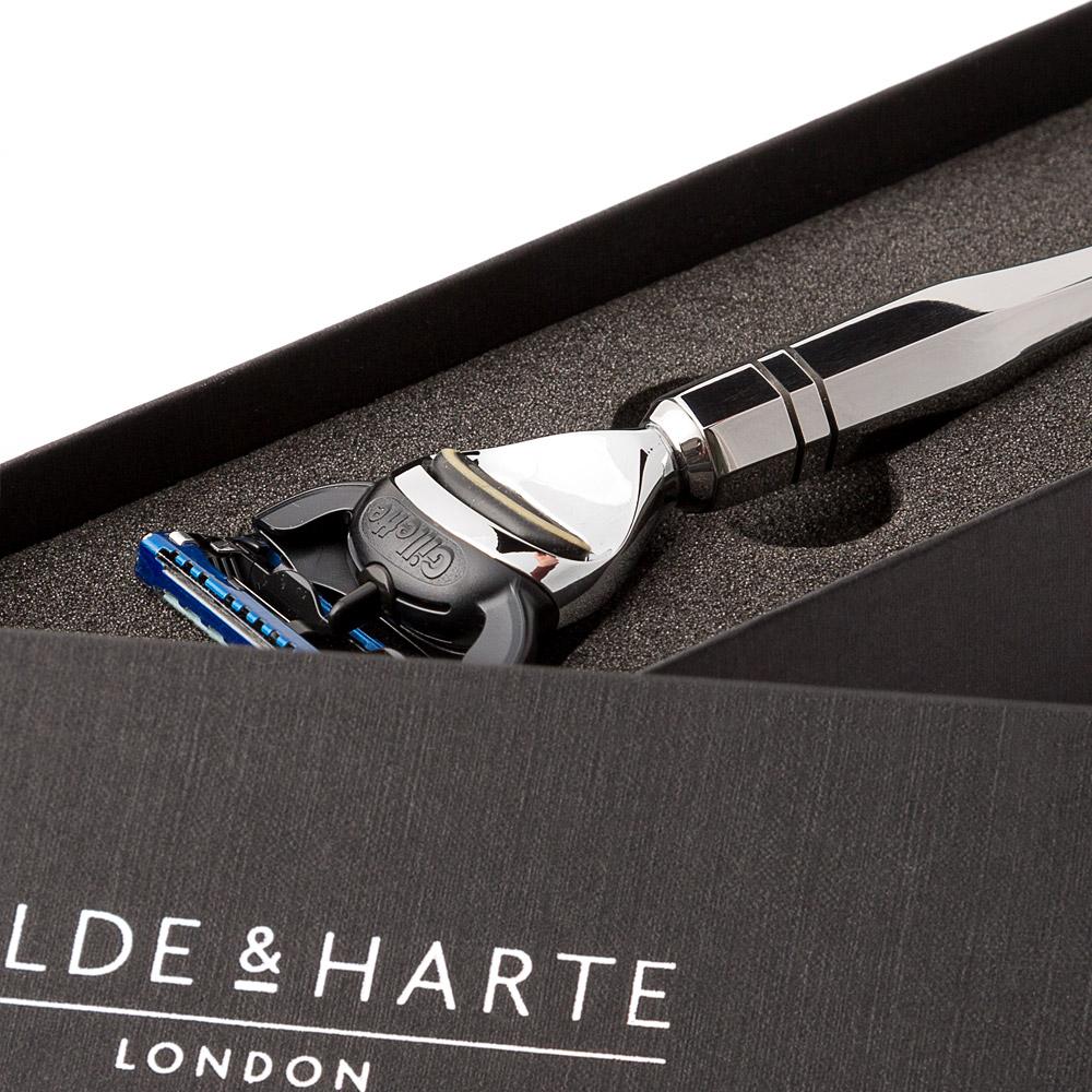 designer Gillette Fusion razors