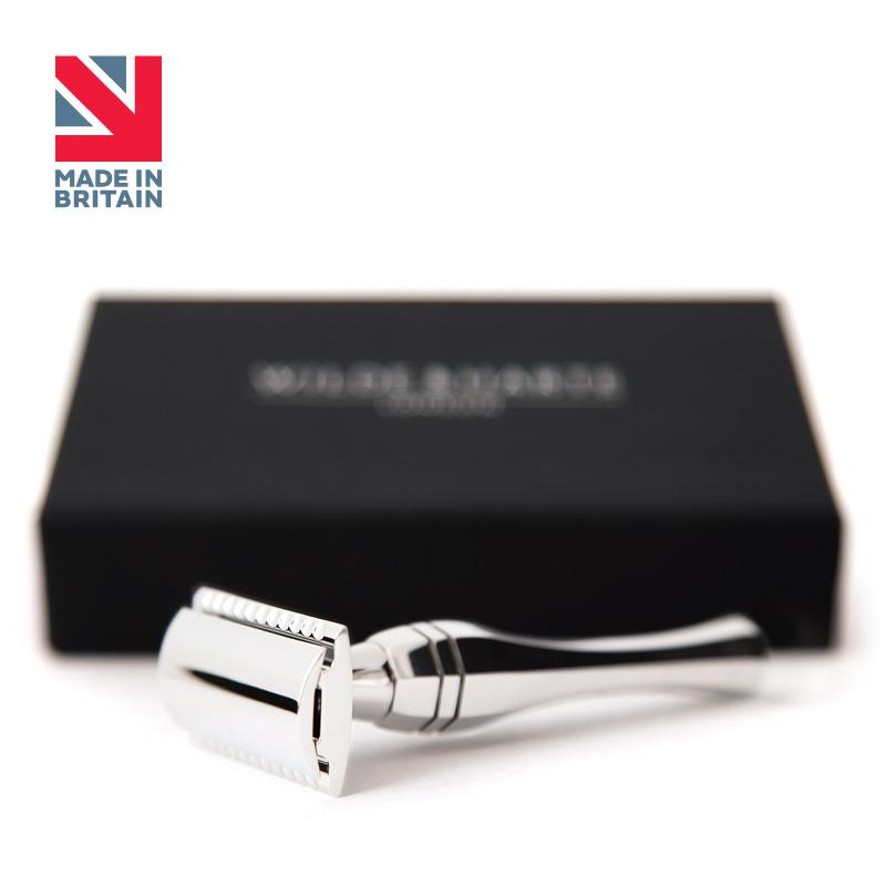 made in UK safety razor