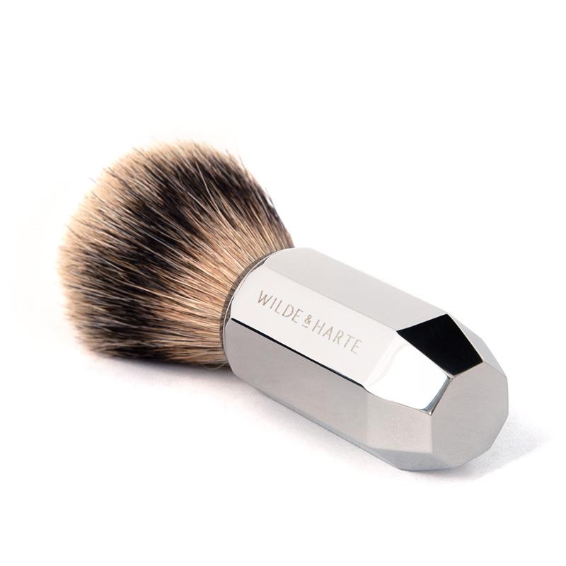 real badger shaving brush