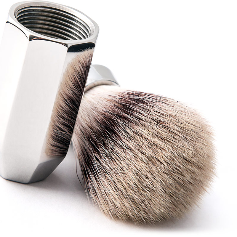 shaving brush knot replacement