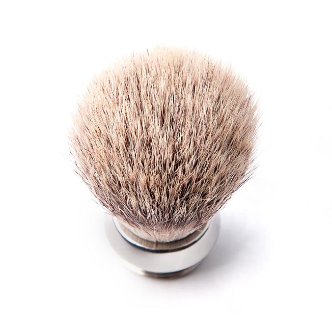 shaving brush knots
