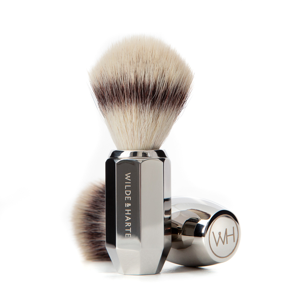 synthetic shaving brushes UK
