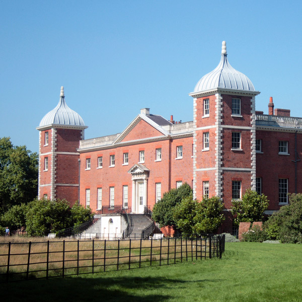 Osterley House, completed 1761