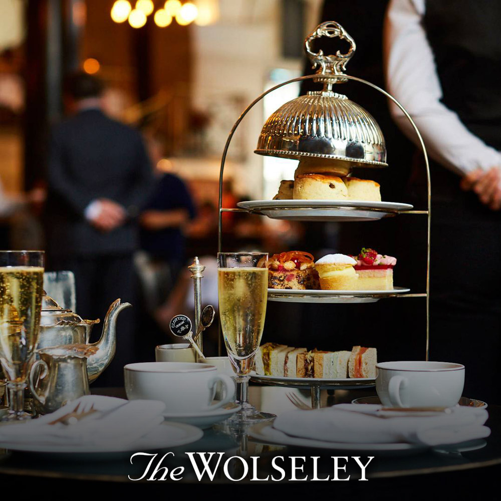 The Wolseley, Picadilly, London