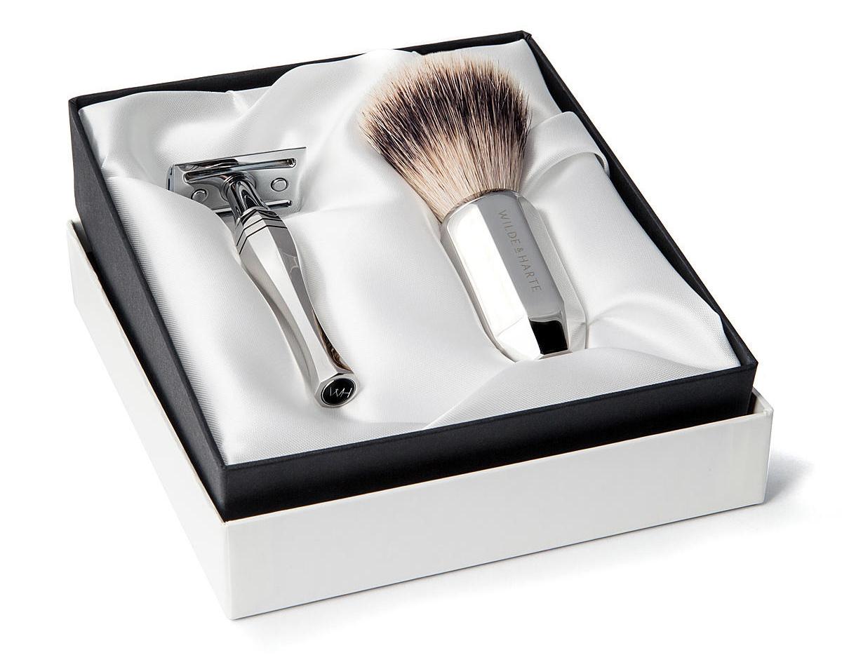 traditional shaving set gift