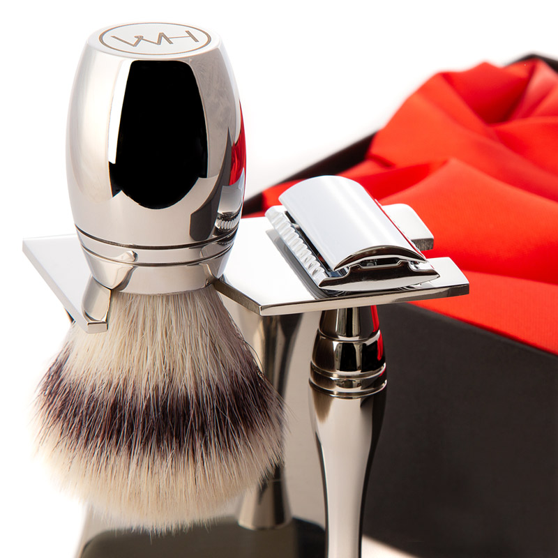 vegan friendly shaving set