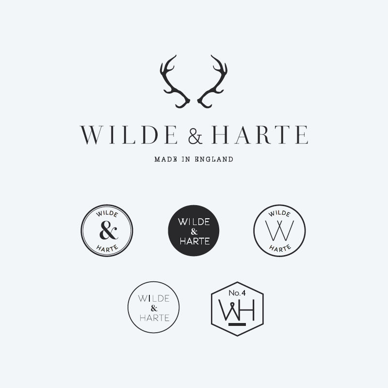 Wilde and Harte branding proposal