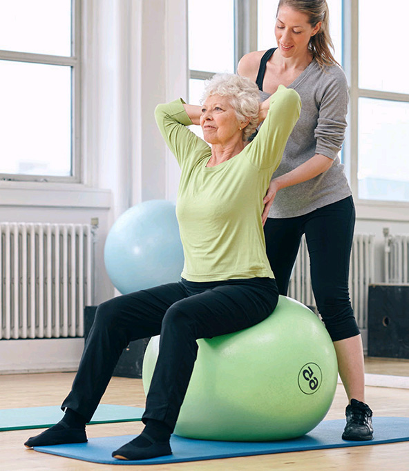 Exercise & Therapy