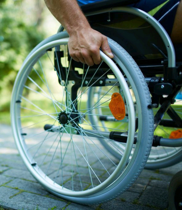 Wheelchair Delivery