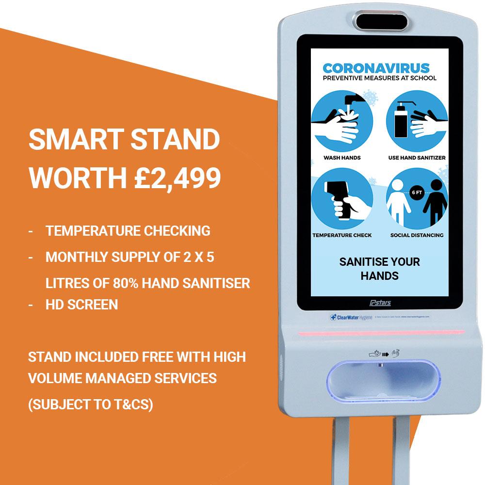 Hand Sanitiser dispensers for schools uk