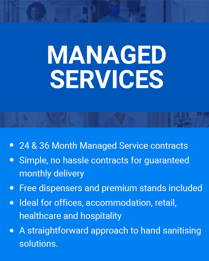 managed services clearwater
