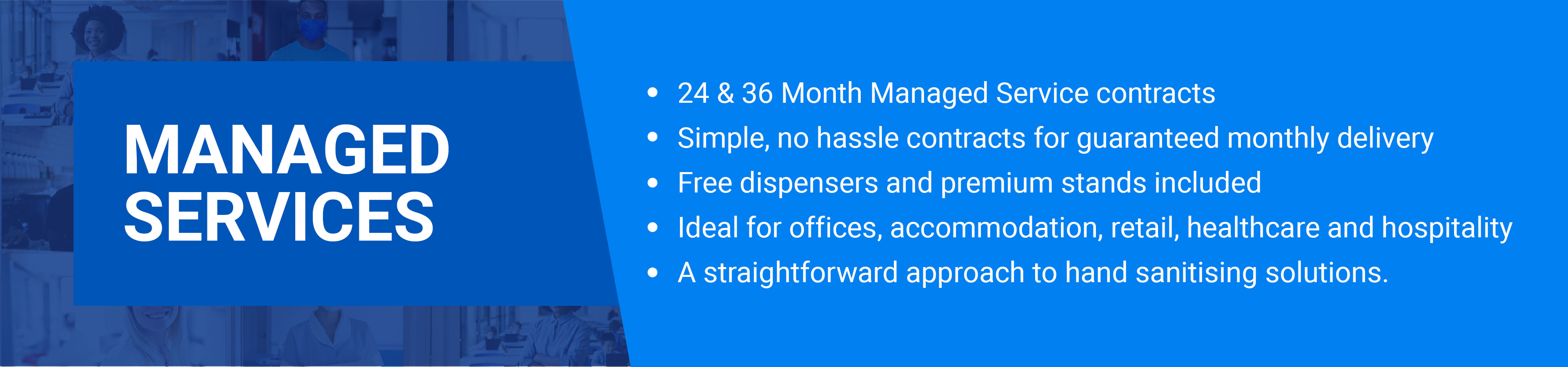 managed services clearwater UK